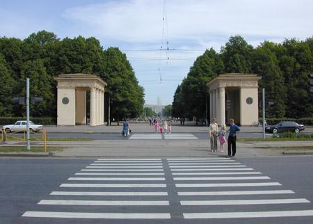 санкт петербург московский парк победы фото