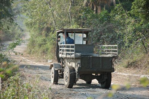 Самодельный грузовик - Самодел…